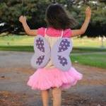 Dress Up Butterfly Drawstri..